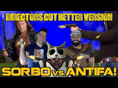 Kevin Sorbo Vs Antifa DIRECTORS CUT feat: Creationist Cat