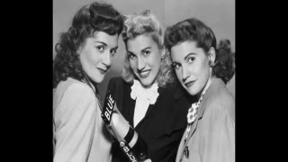 There's No Business Like Show Business - Bing Crosby & The Andrews Sisters