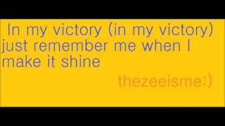 Leave It All To Shine iCarly & Victorious lyrics