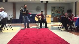 Alex Brito & Luigi Brito - Live - At Kean University