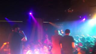 Guess Who - Scuza-ma ( LIVE@Obsession Club Cluj, 15.03.2012 )