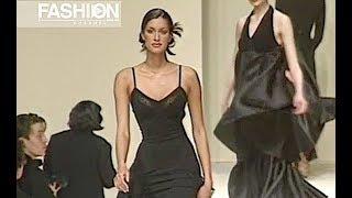 ANGELO TARLAZZI Fall 1993 Milan - Fashion Channel