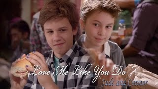 Love Me Like You Do || Jude and Connor
