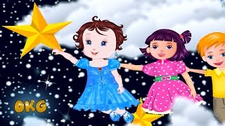 Baby Lisi Twinkle Twinkle Little Star Learning Nursery Rhymes for Kids And Baby