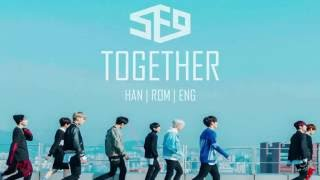 SF9 (에스에프나인) - TOGETHER Color Coded Lyrics [Han|Rom|Eng]