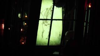Knockturn Alley Moving Skeleton Spell