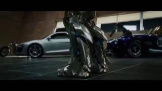 Iron Man Mark II test scene Tamil Dub