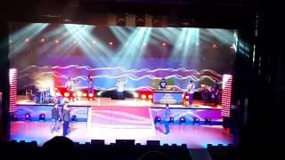 RedBull Pilvaker - Föltámadott a tenger 2015 március 15. Erkel Színház