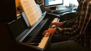 Pachelbel - Canon in D (Lee Galloway arrangement) (Piano)