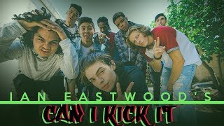 "#ICAN Kick It with Ian Eastwood & The Young Lions | ""Can I Kick It"" - Tribe Called Quest"