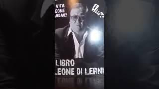 Poesia dedicata a Leone di Lernia da Francesco Pansitta