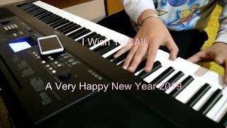 Zero - Mere Naam Tu ( Ajay Atul) Piano cover