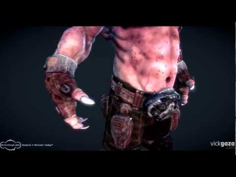 Vick Gaza - 3D Game Artist - University of Hertfordshire - Student Show Reel