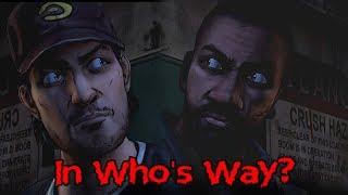 YTP: Telltale Games's The Walking Dead Season 2 - In Who's Way?