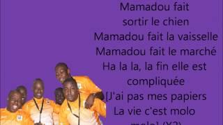 Magic System - Mamadou paroles HD