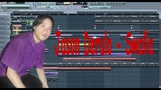 Jason Derulo - Swalla  feat. Nicki Minaj & Ty Dolla $ign cover tutorial fl studio 11