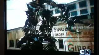 transformers jazz death
