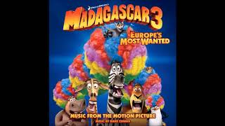 Madagascar 3 Europe's Most Wanted Soundtrack 10. - Firework - Katy Perry