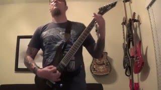 The Black Dahlia Murder - Nocturnal guitar cover