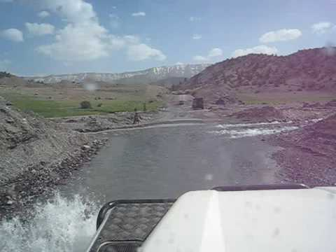 Morocco by Land Rover 2009 (part 1)