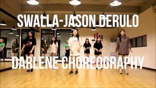 Swalla-Jason Derulo(feat. Nicki Minaj, Ty Dolla $ign) | Darlene Choreography | Peace Dance
