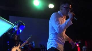 Starset (Live) Let It Die Montgomery Alabama Rock Bottom American Pub 09 / 06 / 2014