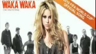Shakira feat Freshlyground_ Waka Waka (This Time For Africa) OFFICIAL