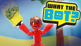 What the Bot 🌊 | Glove-A-Bubbles