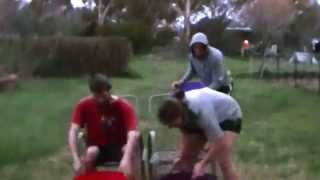 Ellanda Leeke & Joshua Parris ALS Ice Bucket Challenge