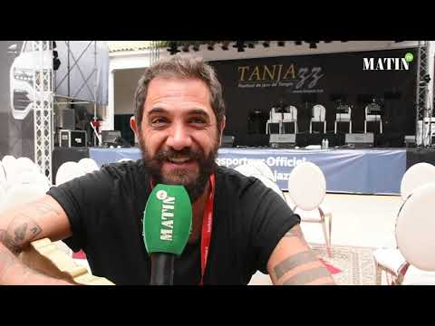 "Video : Tanjazz 2019: Déclaration de Nader Mansour du Groupe ""The Wanton Bishops"""