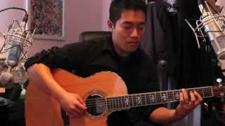 Go The Distance (Disney's Hercules) - Fingerstyle Guitar - Andrew Chae