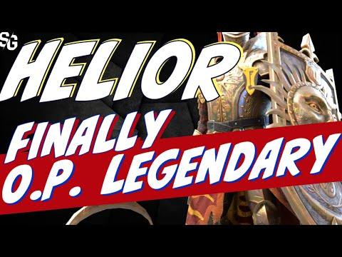 Helior gameplay NEW legendary. Please make more like this. Raid Shadow Legends