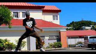 Dope Zone/Swoggy - Les Twins Dance cover.. Video by Blakfrost   Grenada 2016