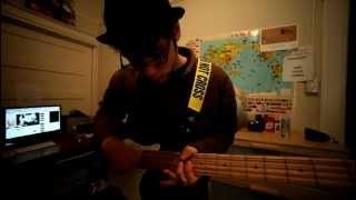 henry on bass