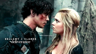 Bellamy & Clarke | deliverance. [+4x01]