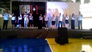 Entre Vozes - Preciso Sentir Esse Amor - versão 1 (Acamp Verão 2014 - APaC)