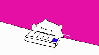 Bongo Cat preforms Flamingo by Kero Kero Bonito