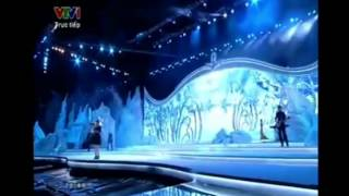 Kelly Clarkson - A Moment Like This (Miss Vietnam Finale Live)