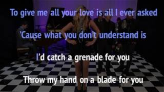PMJ Karaoke: Grenade (as sung by Brielle)