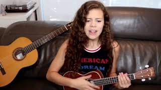 Ex's and Oh's by Elle King Ukulele cover by Angelina Green