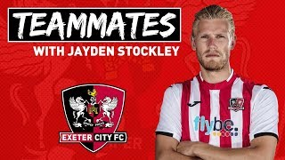 🔎 Teammates... with Jayden Stockley | Exeter City Football Club