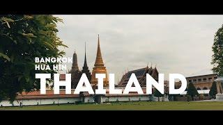 Thailand 2016. HUA HIN. Shot on iPhone. PANDA video.