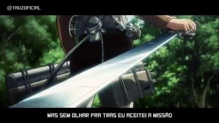 Rap do Levi Attack on Titan  Tauz RapTributo 56