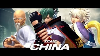 The King of Fighters XIV Presents...My Squadron Supreme Starring Team China