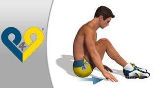 Exercicio barriga, PERDER BARRIGA, exercicio fisico - Sling Sit-Ups
