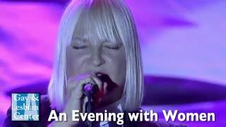 Sia Titanium 2015 Live in the Gay and Lesbian Center