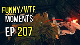 PUBG: Funny & WTF Moments Ep. 207