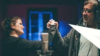 Carolina Deslandes Feat Rui Veloso Avião de Papel Letra