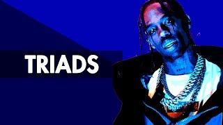 """TRIADS"" Trap Beat Instrumental 2018 | Lit Hard Dark Rap Hiphop Freestyle Trap Type Beats | Free DL"