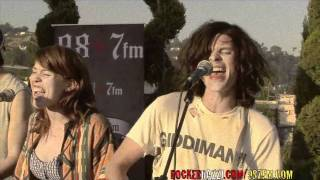 Grouplove - Don't Say Oh Well, Live @ 987's Penthouse